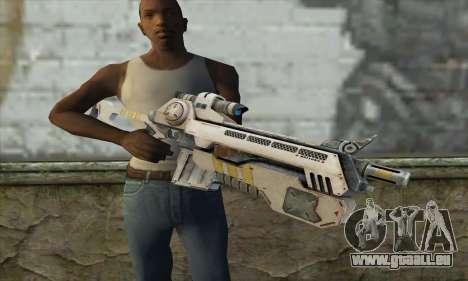 Sniper Rifle für GTA San Andreas dritten Screenshot