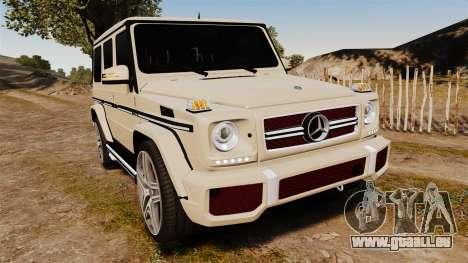 Mercedes-Benz G65 (W463) 2012 AMG für GTA 4