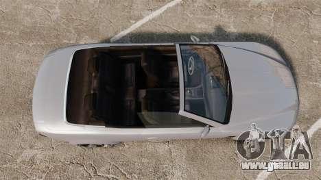 GTA V Lampadati Felon GT für GTA 4 rechte Ansicht