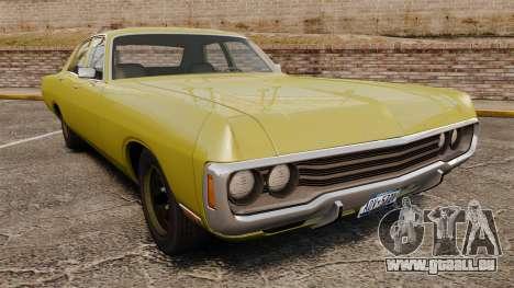 Dodge Polara 1971 pour GTA 4