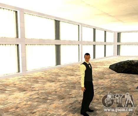 La peau vwmybjd pour GTA San Andreas troisième écran