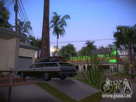 ENBSeries by Pablo Rosetti für GTA San Andreas zweiten Screenshot
