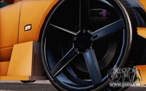 Nissan Silvia S15 GT Uras pour GTA San Andreas vue de droite