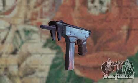 Tec-9 für GTA San Andreas