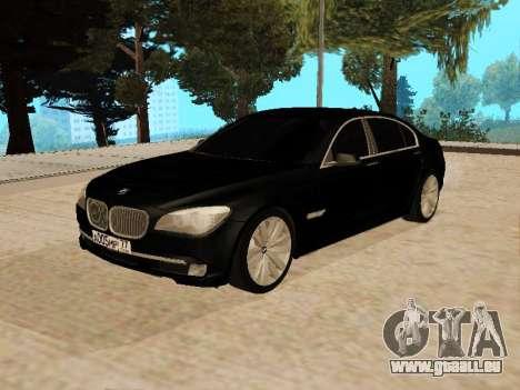 BMW 730Li für GTA San Andreas