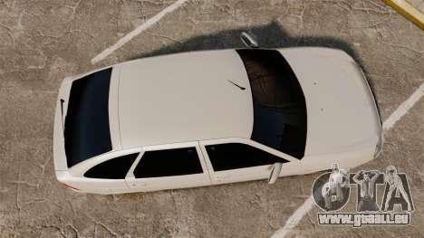 ВАЗ-2172 INSTALLIERT Vor für GTA 4 rechte Ansicht