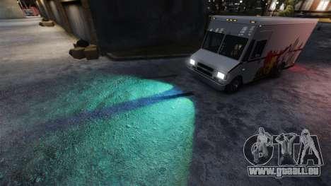 Feu vert pour GTA 4 secondes d'écran