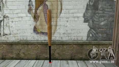 Batte de Baseball pour GTA San Andreas