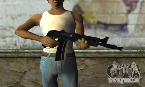 M85 pour GTA San Andreas troisième écran