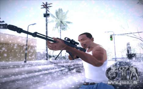 Barrett AS50 für GTA San Andreas her Screenshot