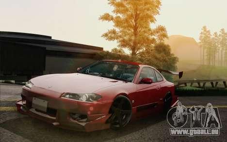 Nissan Silvia S15 GT Uras pour GTA San Andreas