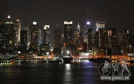 Les écrans de chargement, New York pour GTA 4 huitième écran