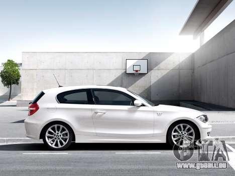 Les écrans de démarrage BMW 116i pour GTA 4 quatrième écran
