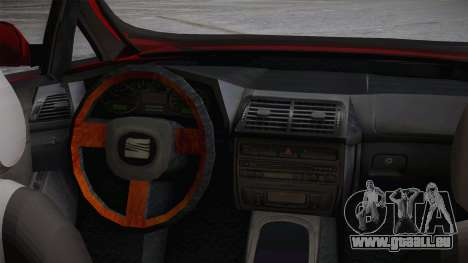 Seat Toledo 1.9TDi 2006 für GTA San Andreas rechten Ansicht