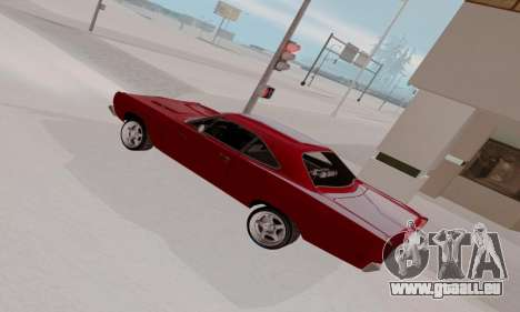 Plymouth Road Runner 383 1969 für GTA San Andreas Motor