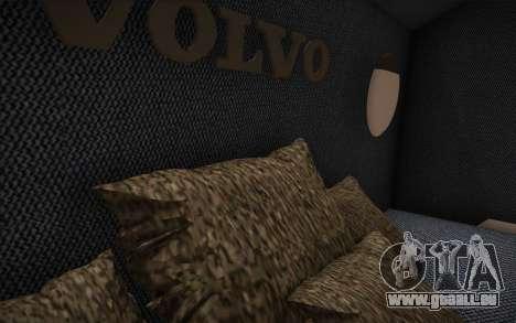 Volvo FH12 pour GTA San Andreas vue de droite