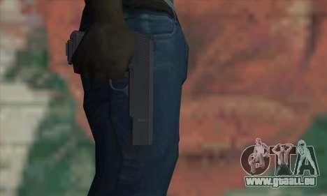 Dacian Falx pour GTA San Andreas troisième écran