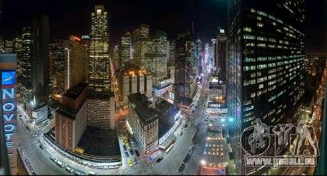 Les écrans de chargement, New York pour GTA 4