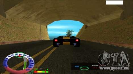 Die Höchstgeschwindigkeit für SAMP für GTA San Andreas