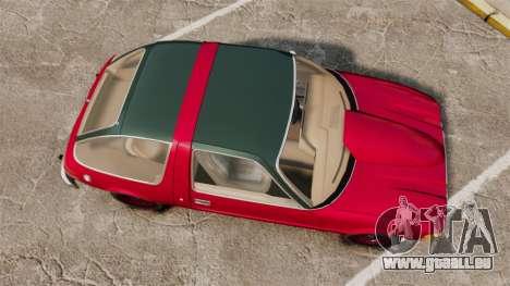 AMC Pacer für GTA 4 rechte Ansicht