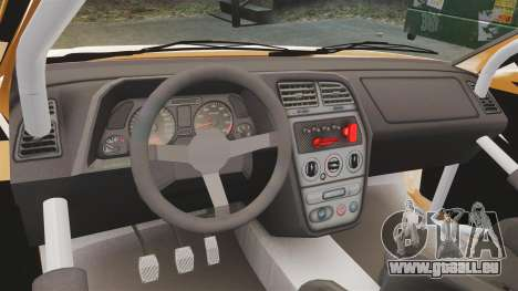 Peugeot 306 [RC] Unal Turan für GTA 4 rechte Ansicht