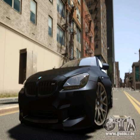 Les écrans de démarrage de GTA IV pour GTA 4 sixième écran