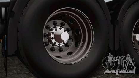 Volvo FH13 500 für GTA San Andreas rechten Ansicht