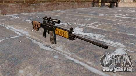 Fusil d'assaut Galil IMI pour GTA 4