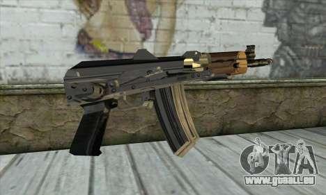 M85 pour GTA San Andreas deuxième écran