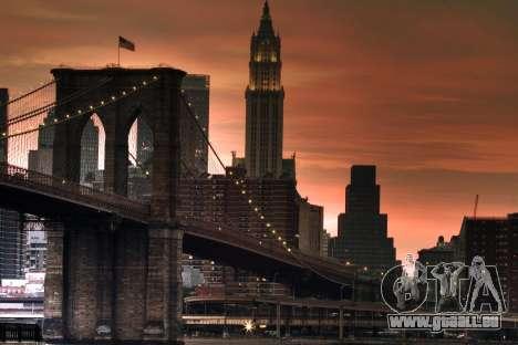 Les écrans de chargement, New York pour GTA 4 quatrième écran