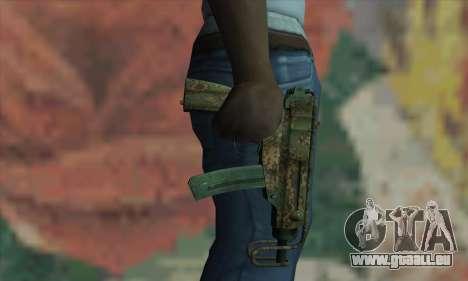 Scorpion VZ61 für GTA San Andreas dritten Screenshot