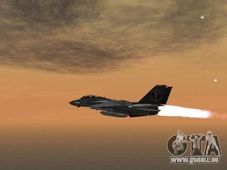 F-14 LQ für GTA San Andreas linke Ansicht