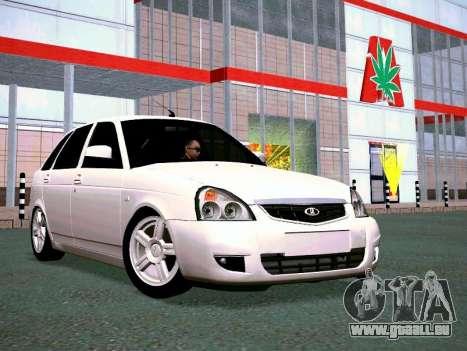 Les VASES 2172 pour GTA San Andreas