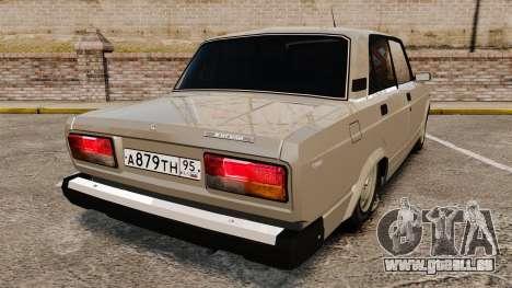 VAZ-2105 für GTA 4 hinten links Ansicht
