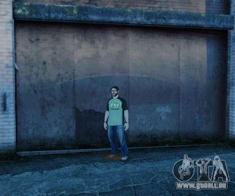 Laser point v2.0 pour GTA 4 secondes d'écran