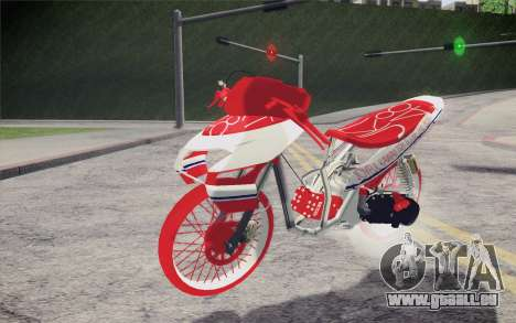 Vario Drag version JKT48 pour GTA San Andreas