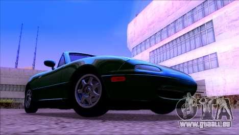 ENBSeries by egor585 V4 pour GTA San Andreas quatrième écran