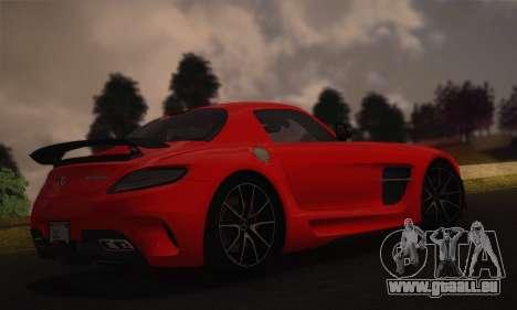 Jango ENBSeries v1.0 pour GTA San Andreas troisième écran