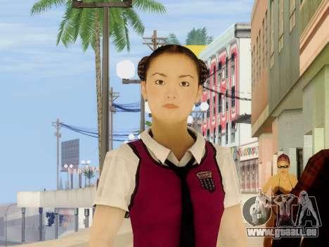 Hanako pour GTA San Andreas
