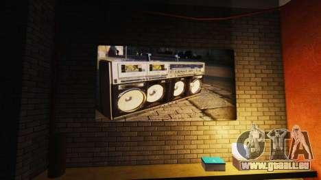 Neue Plakate in der Wohnung Playboy für GTA 4 weiter Screenshot