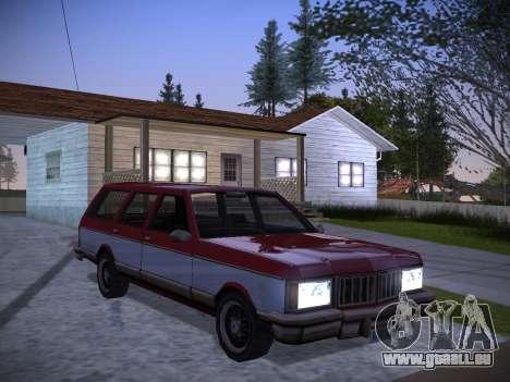 ENBSeries by Pablo Rosetti pour GTA San Andreas septième écran