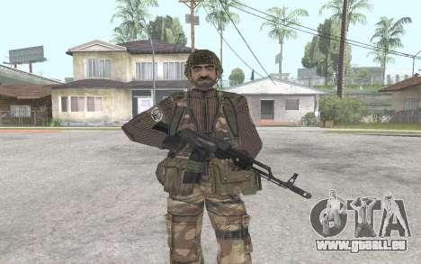 AK-101 pour GTA San Andreas