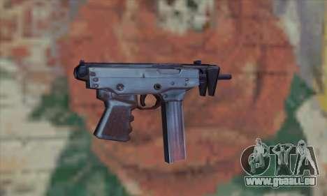 Tec-9 für GTA San Andreas zweiten Screenshot