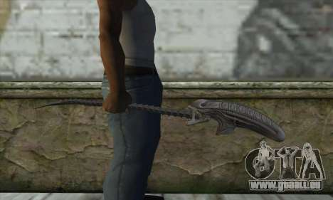 Lance pour GTA San Andreas troisième écran