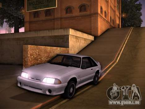 ENBSeries by Pablo Rosetti pour GTA San Andreas