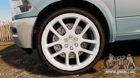 Dodge Ram 3500 Heavy Duty pour GTA 4 Vue arrière