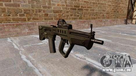 Fusil d'assaut TAR-21 pour GTA 4