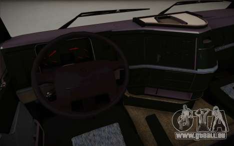 Volvo FH12 pour GTA San Andreas vue arrière