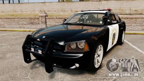 Dodge Charger 2010 LCHP [ELS] pour GTA 4