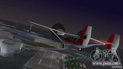 L'an-28 pour une vue GTA Vice City de la gauche
